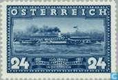 Postzegels - Oostenrijk [AUT] - Eerste vaart Wenen-Linz
