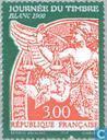 Postage Stamps - France [FRA] - Type Blanc