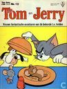 Bandes dessinées - Tom et Jerry - Tom en Jerry 12
