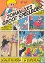 Strips - Jommeke - Jommekes groot speelboek