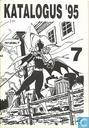 Strips - Batgirl - Superhelden katalogus '95