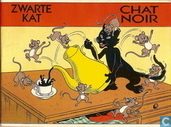 Strips - Zwarte Kat  [Broeckx] - Zwarte Kat - Chat Noir