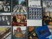 Platen en CD's - Beatles, The - The Beatles collection