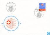 Organisatie Zwitsers in buitenland FDC