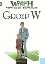 Comics - Largo Winch - Groep W