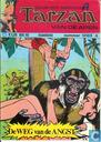 Comic Books - Tarzan of the Apes - De weg van de angst