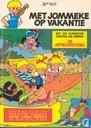 Comic Books - Jeremy and Frankie - Met Jommeke op vakantie