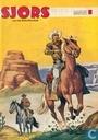 Bandes dessinées - Sjors van de Rebellenclub (tijdschrift) - 1966 nummer  3