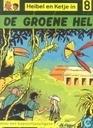 Comic Books - Ketje en Co. - De groene hel