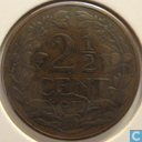 Coins - the Netherlands - Netherlands 2½ cents1913