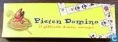 Brettspiele - Domino (plaatjes) - Sinterklaasspel - Pieten Domino