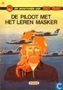 Strips - Buck Danny - De piloot met het leren masker