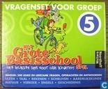 Spellen - Basisschool Spel - Het grote basisschool spel - Vragenset voor groep 5