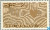 Timbres-poste - Irlande - World Heart mois