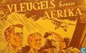 Bandes dessinées - Vleugels boven Afrika - Vleugels boven Afrika
