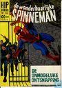 Comics - Spider-Man - De onmogelijke ontsnapping