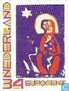 Briefmarken - Niederlande [NLD] - Christmas Child - JPRinze