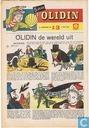 Bandes dessinées - Olidin (tijdschrift) - Olidin 13