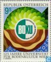 Université pour la culture du sol 125 années