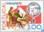 Int. Inter Phil Stamp Exhibition '76