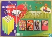 Kaartenjacht - telefoonkaartenspel