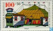 Postage Stamps - Germany, Federal Republic [DEU] - Circus