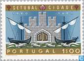 Briefmarken - Portugal [PRT] - Setubal 100 Jahre