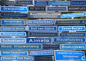 Almelo straatnamen