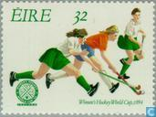 Irish Hockey Association Frauen 100 Jahre