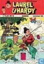 Bandes dessinées - Bozo the Clown - Stan en Ollie vissen in troebel water