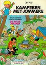 Comic Books - Biep & Zwiep - Kamperen met Jommeke