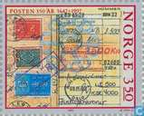 Postage Stamps - Norway - 350 multicolor