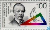 Postage Stamps - Germany, Federal Republic [DEU] - Helmholtz, Hermann von 100th year of death