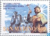 Canonization Maria del Monte