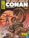 Comic Books - Conan - The Savage Sword of Conan the Barbarian 46
