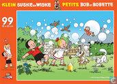 Jigsaw puzzles - Small Spike and Suzy - Bellen Blazen