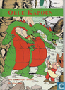 Comic Books - Olle Kapoen - Het gevaarlijke eiland + De plagiaan