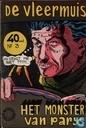 Comic Books - Vleermuis, De - Het monster van Parijs 2