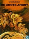 Comic Books - Toenga - De grote angst