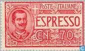 Postzegels - Italië [ITA] - Espresso
