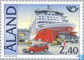 Postage Stamps - Åland Islands [ALA] - Norden-Nautical