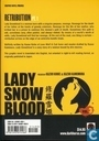 Comics - Lady Snowblood - Retribution pt.1