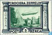 Postage Stamps - Italy [ITA] - Zeppelin