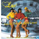 Platen en CD's - Luv' - You're the greatest lover