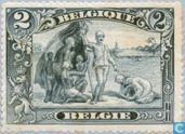 Postzegels - België [BEL] - Diverse onderwerpen