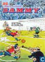 Comic Books - Sammy [Berck] - Voetbal is oorlog