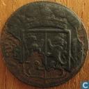 Monnaies - Gelderland - Penny Gelderland 1751