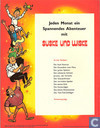 Bandes dessinées - Bob et Bobette - Der grüne Splitter