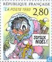 Postzegels - Frankrijk [FRA] - Groetzegels