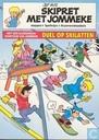 Strips - Biep en Zwiep - Skipret met Jommeke